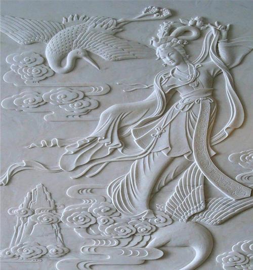 如何辨别四川汉白玉浮雕质量的好坏?