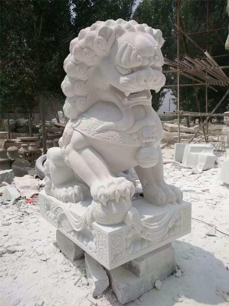 汉白玉雕刻生产