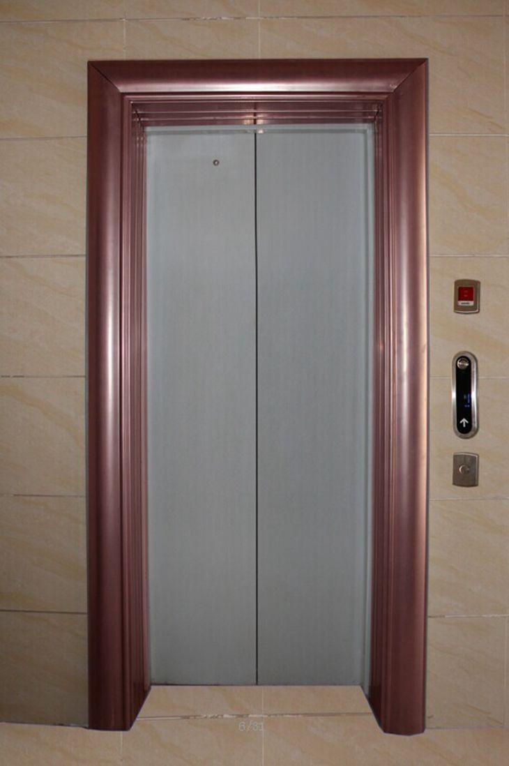 成都不锈钢电梯门套