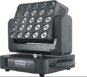 摇头矩阵 可组成灯LED单控灯 贵阳专业音响厂家