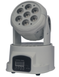 贵州酒吧音响灯光系统 7颗全彩摇头灯 RS-02 KTV酒吧专业声控灯