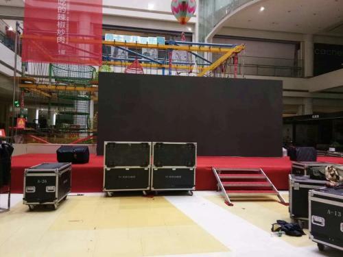 舞台灯光音响设备是演出活动中成功与否的关键因素