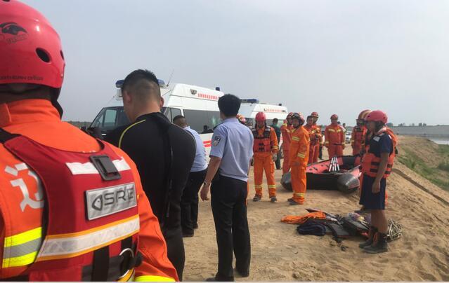 沈阳发生未成年人溺亡事件 5人下水野浴3人溺亡