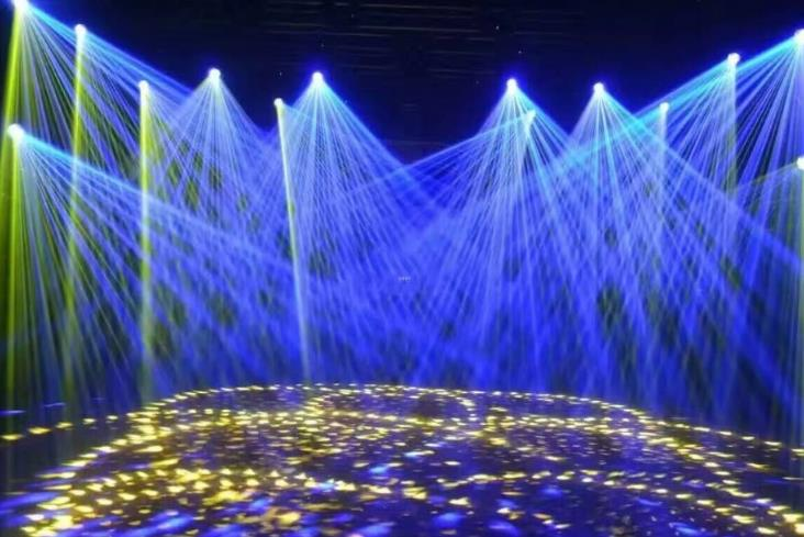 贵州舞台灯光搭建应该遵循什么标准呢?
