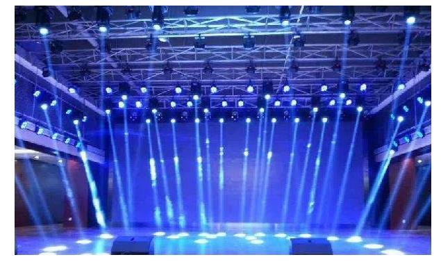 活动庆典舞台灯光如何提升现场效果?舞台灯光搭建注意事项