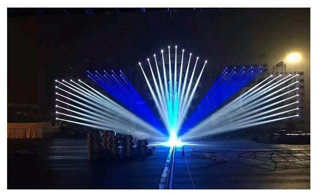 贵州舞台灯光搭建