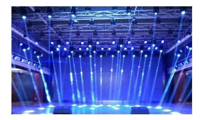 舞台灯光音响问题与工作态度密不可分