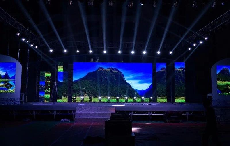 贵州舞台灯光音响设备