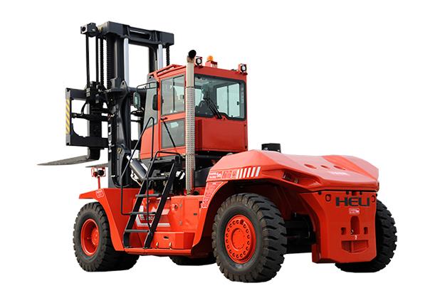 四川合力叉车公司-G2系列 20-32t内燃平衡重式叉车