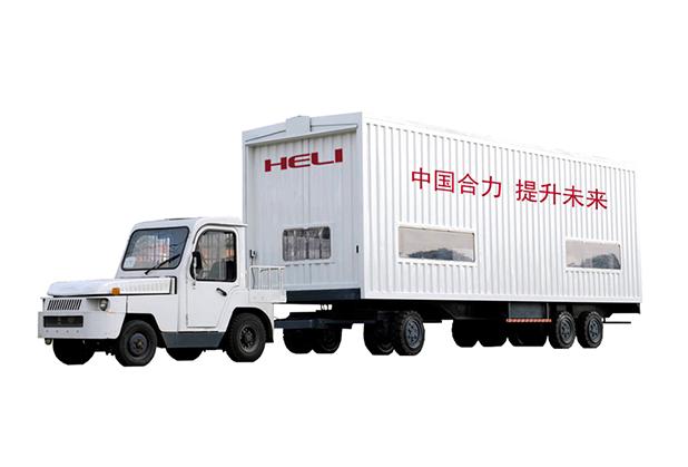 四川飞翼式箱式拖车 H2000系列