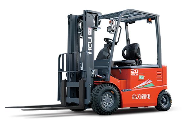 南充锂电池叉车-G系列 2-2.5吨锂电池平衡重式叉车