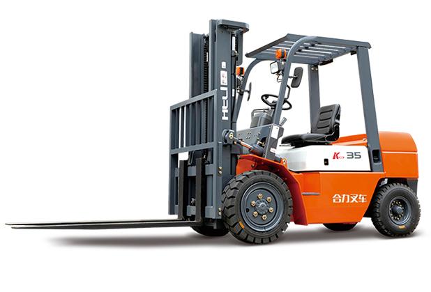 四川柴油叉车-K系列 2-3.5吨柴油平衡重式叉车