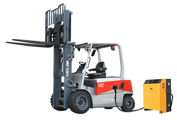 四川锂电池叉车-G3系列 4-5吨锂电池平衡重式叉车