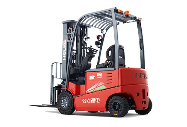 四川叉车维修公司-G系列 1-1.8吨锂电池平衡重式叉车