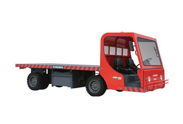 南充电动搬运车-G系列15-30吨交流电动固定平台搬运车