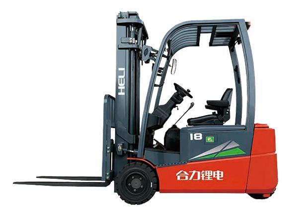 四川叉车维修-G2系列 1.5-2吨前驱三支点锂电池叉车