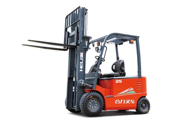 南充叉车租赁-G系列 2-2.5吨蓄电池平衡重式叉车
