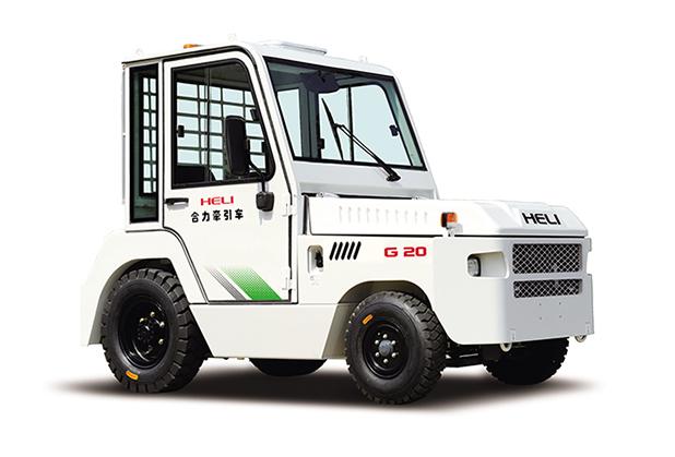 南充内燃牵引车-G系列2-2.5t内燃牵引车