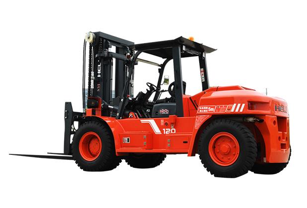 四川内燃叉车销售-H2000系列 12吨轻型内燃出租叉车