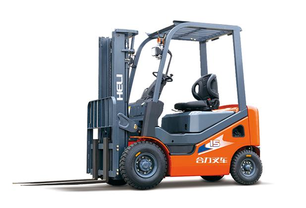 南充内燃叉车-H3系列 1-1.8吨内燃平衡重式叉车