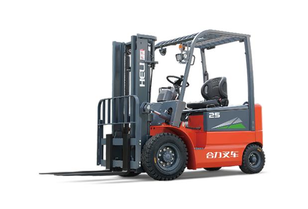 四川叉车租赁价格-H3系列 2-2.5吨蓄电池平衡重式叉车