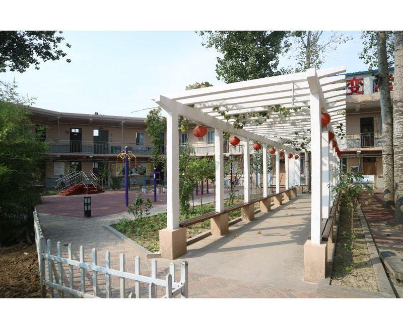 五福养老院美丽园区