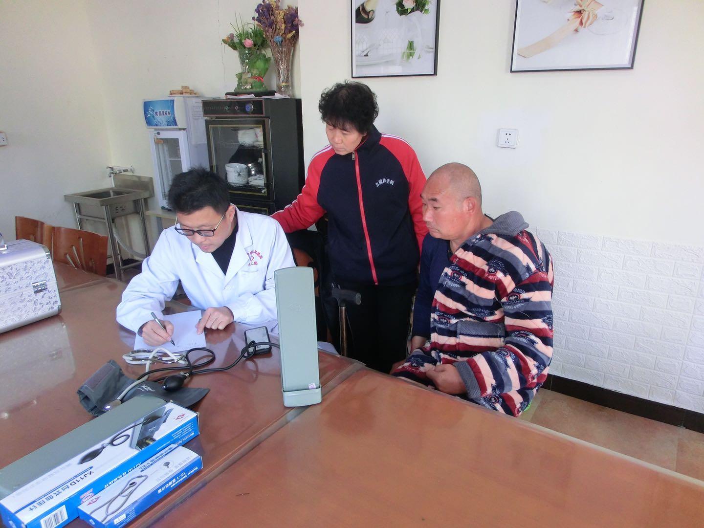 新乡五福养老院护理团队
