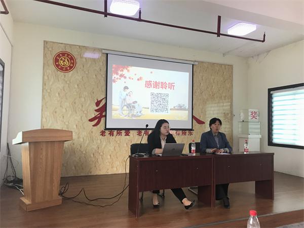 5月14日牧野区总工会服务农民工公益法律服务行动