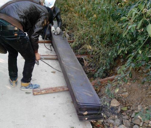 河南止水钢板应用工程案例