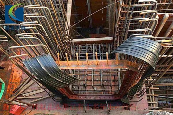河南橡胶止水带应用工程案例