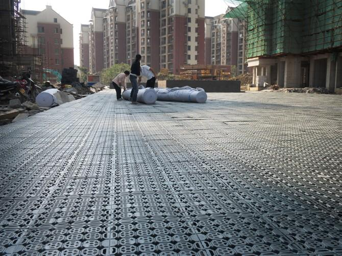 排水板应用工程案例