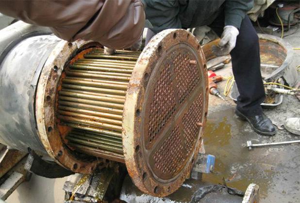 成都維修冷水機