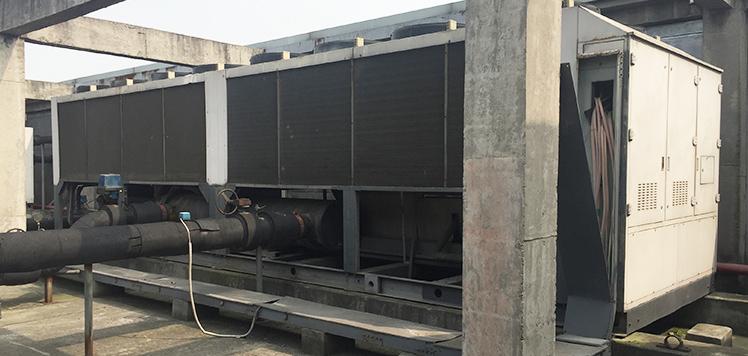 成都維修冷水機公司告訴你設備報警溫度過低是什么情況?