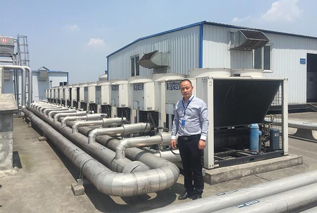 成都中央空調維修知識:如何判斷空調需要加氟?