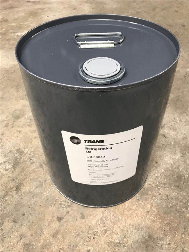 特靈49冷凍油