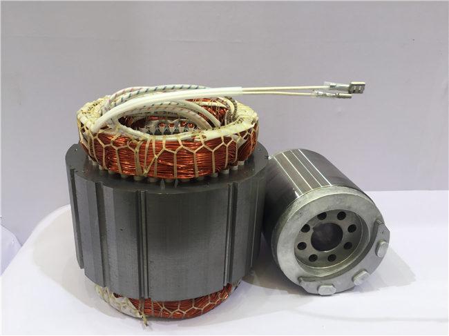 压缩机耐氟电机