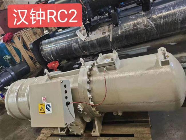 漢鐘RC2壓縮機