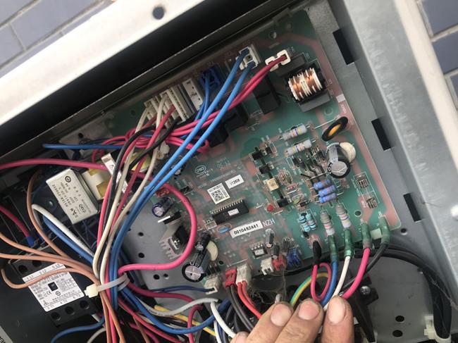 电控主板检修