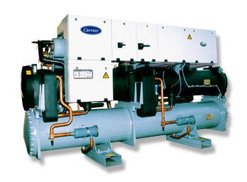 螺杆式冷水机压缩机排气故障的原因,你知道吗?