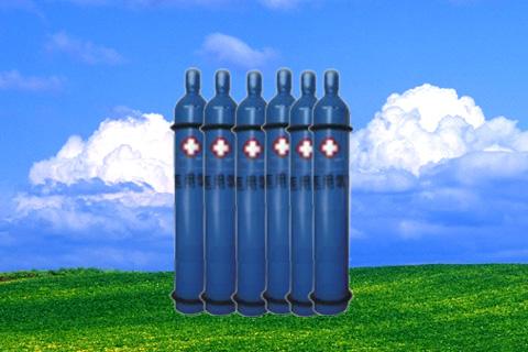 成都医用氧气与工业氧气万万不可弄混了哦