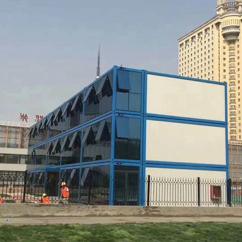 在陕西,打包箱一样的房子有什么优点呢?