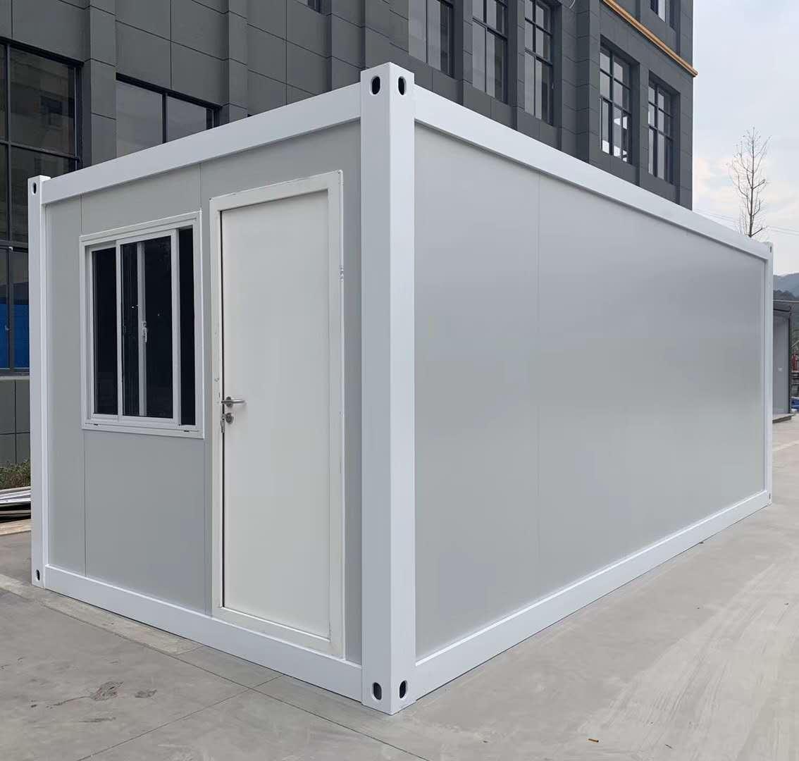折叠箱式房怎么折叠你还不会吗?