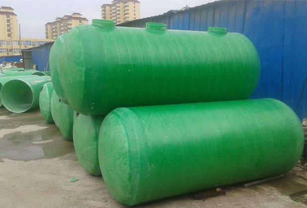 四川玻璃钢化粪池施工