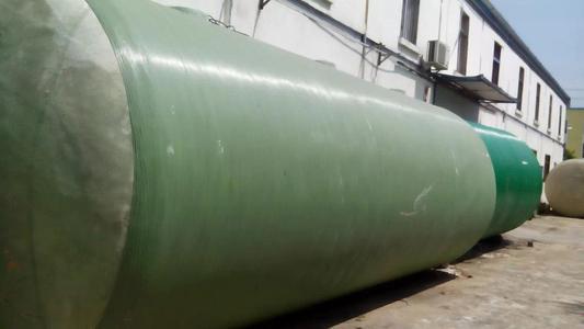 四川玻璃钢化粪池厂家分享:玻璃钢化粪池和传统的化粪池谁更胜一筹?