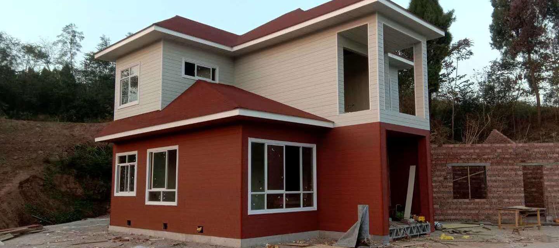 木结构木屋案例