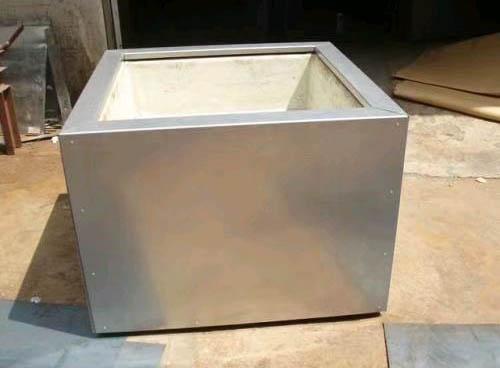 成都不锈钢花箱