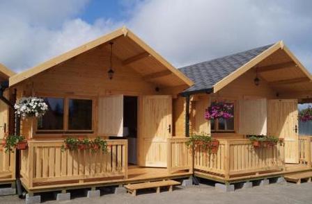 成都防腐木木屋在进行设计的时候有哪些点是需要注意的?
