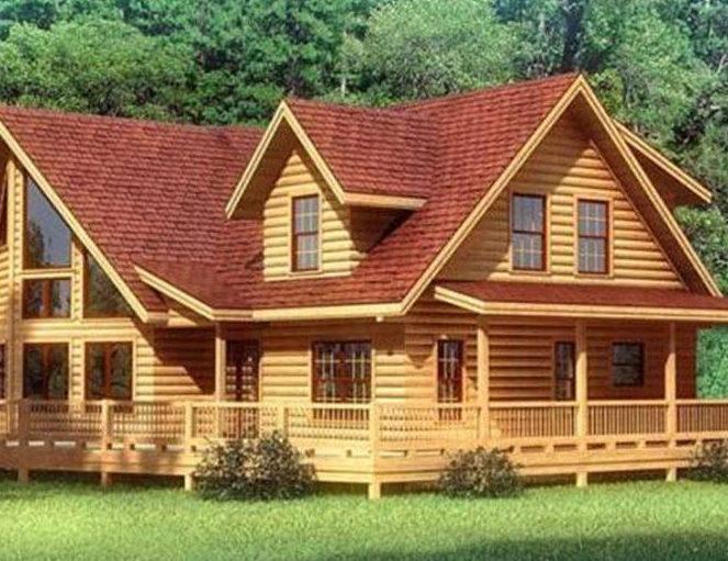 建造防腐木木屋的注意事项