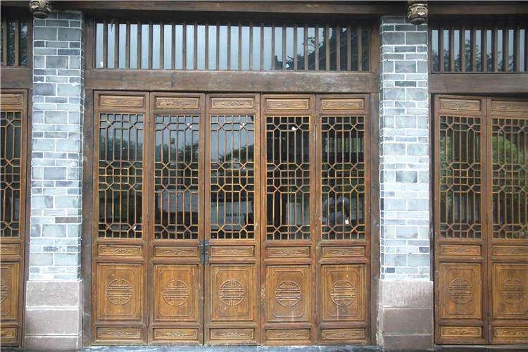 关于成都仿古门窗的制作工艺你真的了解吗?