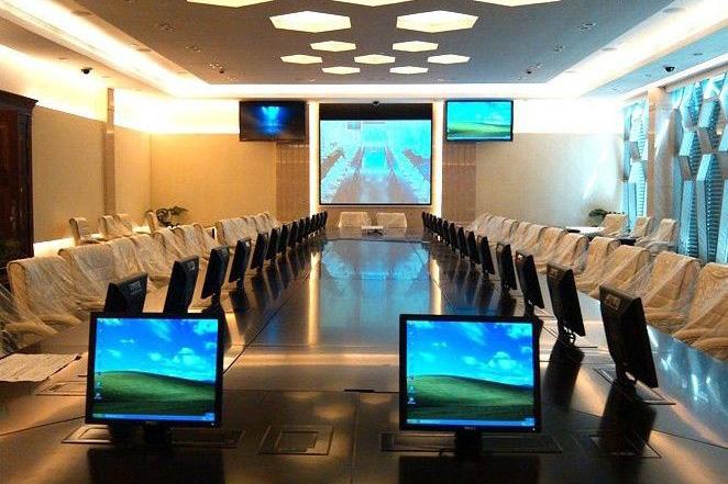 多媒体会议室、报告厅技术案例